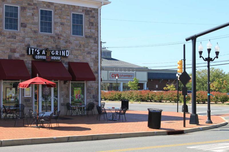 Plainsboro Village Center Sharbell Development Corp