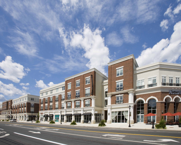 Two-Story Homes Available at Lofts at Town Center in Robbinsville