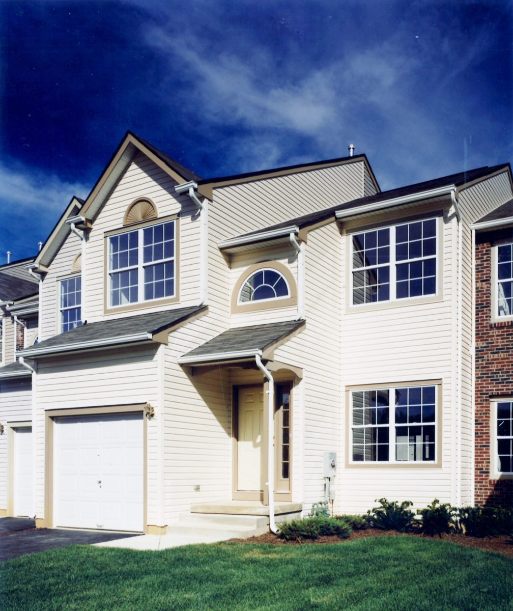 Town homes in Robbinsville, NJ