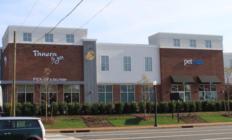 Plainsboro Village Center | Sharbell Development Corp